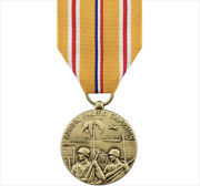 Genuine U.s. Full Size Medal Asiatic Pacific Campaign