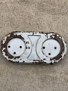 Triumph Tr6 Convertible Twin Stromberg Carburetor Air Cleaner Filter Assembly