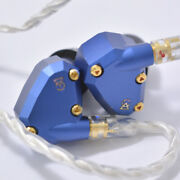 Excellent Campfire Audio Andromeda Mw10 Cam-5423 Limited Phones Wave Blue Ear