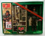 Hasbro 2003 Gi Joe Timeless 40th Footlocker And 1964 Action Soldier 12 Figure