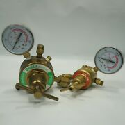 Weldit 70 Series Division - Oxygen Gas Service And Fuel Gas Purox Psi Gage