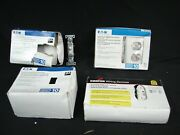 Lot Of 10 Duplex Receptacles W/ Plates Single Pole Switches White