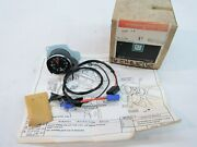 Nos 1976-79 Chevy Chevette Scooter T-body Dash Instrument Panel Clock Gm 994847