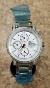 Belair Valjoux 7750 Automatic Stainless Steel Watch New Open Box Free Shipping