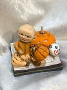 First Trick Of Treat By Debbee Thibault