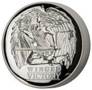 2021 Australia Winged Victory High Relief 1 Oz Silver Proof 1 Proof Ogp