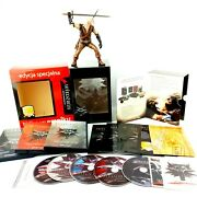 Witcher 1 I Very Rare Collectors Edition With Statue Figure Pc Pl
