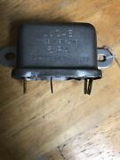 Rare Reconditioned 6ra Starter Relay 33252d Jaguar Sie 4.2 1969 Xke Dated 4/69