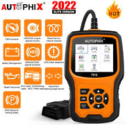 Autophix 7910 For Bmw Full System Obd2 Diagnostic Scanner Abs Srs Epb Tpms Cbs