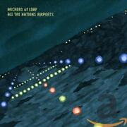 Archers Of Loaf - All The Nations Airports Deluxe ... - Archers Of Loaf Cd Ncvg
