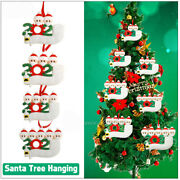 Christmas 2020 Xmas Hanging Family Personalized Resin Ornament Ornaments