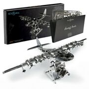 Heavenly Hercules Wind Up Moving Mechanism Plane Time For Machine Metal Model