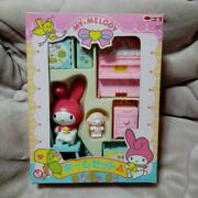 Sanrio Showa Retro My Melody 1976 Home Set A Unused Vintage From Japan