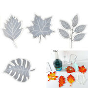 Hand Made Silicone Cup Pad Diy Mold Wine Rack Leaf Maple Leaf Mold