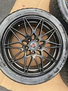 Revolution Racing Rr11 Wheels And Tires 5x114.3 +40 Tires 225/45r17