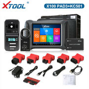Xtool X100 Pad3 X100 Pad Elite Auto Key Programmer With Kc501andeeprom Adapter