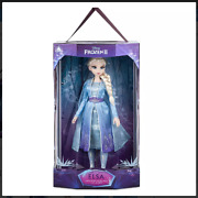 Disney Store Elsa Limited Edition Doll Andndash Frozen 2 Andndash 17and039and039 - New