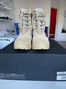 Yeezy Season 4 Combat Boot And039sandand039 Size 40 Condition 9/10