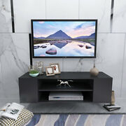 40wall Mount Media Center Shelf Floating Entertainment Console Tv Stand Cabinet
