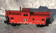 Mth 20-91052 Great Northern Extended Vision Caboose Car X52
