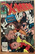 Uncanny X-men 261 Marvel Comics. Early May 1990. Hardcase And The Harriers