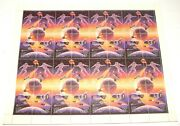1992 Russia Russian Rossija Stamp Stamps Lot Sheet Astronauts Space