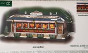 Department 56 American Diner 100 Plus 25 For Shipping
