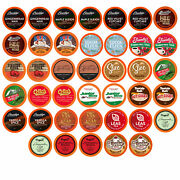 Two Rivers Holiday Flavors Coffee Pods Variety Packkeurig Compatible 40 Count