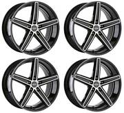 4 Alloy Wheels Oxigin 18 Concave 7.5x18 Et45 5x114 Swfp For Nissan Juke Murano P