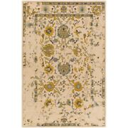 Surya Cll-1017 Castello Area Rug 9and039 X 13and039 Taupe/dark Brown