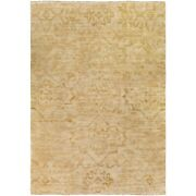 Surya Hil-9041 Hillcrest Area Rug 3and0396and039 X 5and0396and039 Camel/khaki