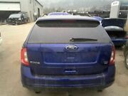 Trunk/hatch/tailgate Privacy Tint Glass Manual Lift Fits 11-14 Edge 8027268