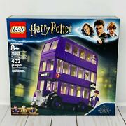 Lego Harry Potter The Knight Bus Set 75957 403 Pieces, Collectible Lego Set
