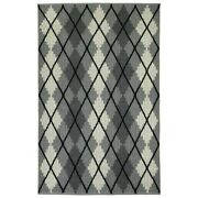 Kaleen Rugs Prc01 Paracas Area Rug Graphite 3and0396x5and0396 - Prc01-68-3656