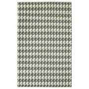 Kaleen Rugs Prc04 Paracas Area Rug Graphite 3and0396x5and0396 - Prc04-68-3656