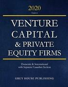 Guide To Venture Capital Private Equity Firms 2020 Print Purchase Includes 3 M