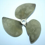 Acme Nibral 3 Blade Propeller 13 X 12 Pitch Part 515 Left Hand Lh 1 1/8 Shaft