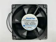 New1pc Royal Fan Typ Tlhs459cv1-44-b37-ar 440v 20/18w High Voltage Fan