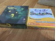 Spontuneous The Song Game And Betrayal At House On The Hill. Both Sealed