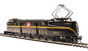 Broadway Limited Ho Scale Gg1 Electric Dcc/paragon3 Sound Pennsylvania/prr 4807