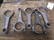 5 Ford 428 Cj Connecting Rods C6ae E - Used
