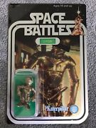 1977 Topps Star Wars Obscene Error X-rated C-3po 207 Toy Action Figure