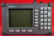 Anritsu S331c Sitemaster 25mhz To 3300mhz Cable And Antenna Analyzer