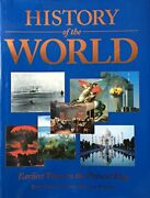 History Of The World Earliest Times To The Present D... By Hall John Whitney
