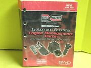 2004 Borg Warner Ignition And Electrical Parts Catalog Application Manual 1373pg