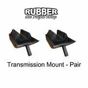1961 1962 1963 1964 1965 Lincoln Continental Transmission Mount Pair