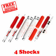 Rancho Rs5000 Hydro Shocks And Stabilizer For Ford F-150 4wd 1980-1996