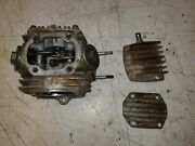 2012 Polaris Sportsman 90 Cylinder Head With Covers