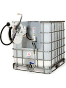 Alemlube Pallecon Oil Kit With Hose Reel And Meter No Ibc 454697