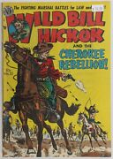 Wild Bill Hickok And The Cherokee Rebellion Avon Comic Issue Number 15, 1953